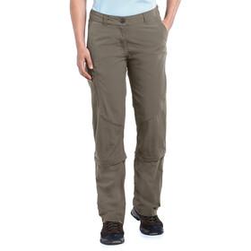 Maier Sports Fulda Spodnie z odpinanymi nogawkami Kobiety, teak